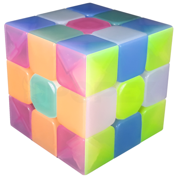 Kostka Rubika 3x3 Jelly