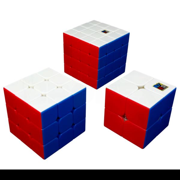 Kostki Rubika 2x2 3x3 4x4