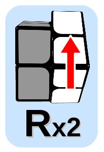 jak ułożyć kostkę rubika 2x2