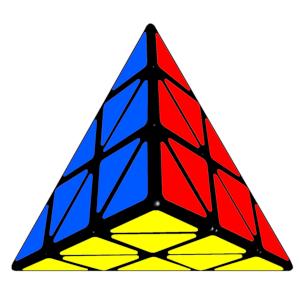 kostka pyraminx
