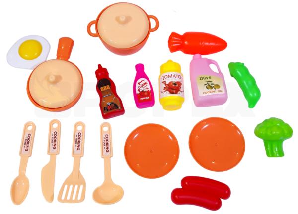 Zabawka Kuchenka Składana Dla dzieci