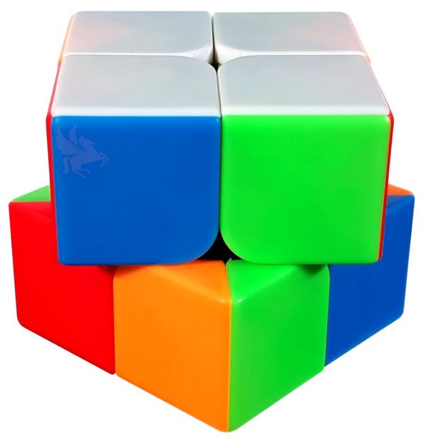 Kostka Rubika 2x2 MoYu Meilong