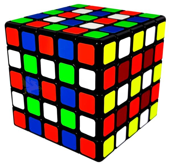 Kostka Rubika 5x5 ShengShou Tank