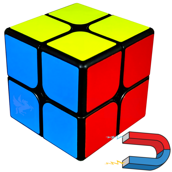 Kostka Rubika 2x2 MoYu Meilong Magnetyczna